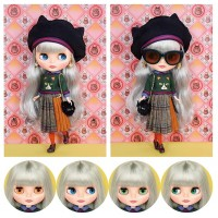 "12"" Neo Blythe Girl Doll Ailurophile Style 613435 ~~ NEW ~~~"