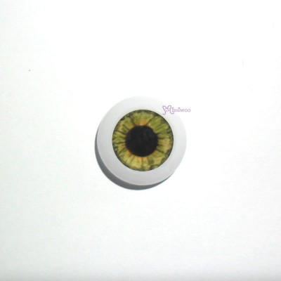 GF12R12 1/6 Bjd Doll Acrylic Eye 12mm Yellow