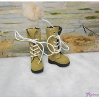 1/6 Bjd Neo B LY Doll Shoes Velvet Boots Brown LYS003LBN