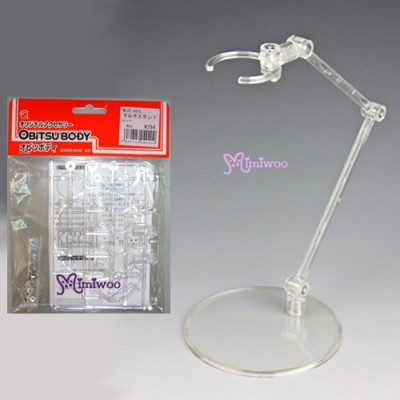 MLST-A01C Obitsu 1/12 to 1/6 Figure Multi Stand Clear