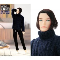 Petworks One-sixth scale Boys & Male Album Turtleneck NINE 1019031