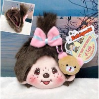 Monchhichi 45th Anniversary Happy Trip Coin Bag 201167