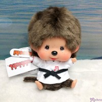 Monchhichi 13cm Bean Bag Sitting Sport Judo Boy 262526