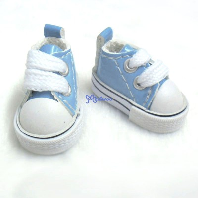 1/6 Bjd Neo B Doll PU Leather MICRO Shoes Sneaker Blue SHP125BLE